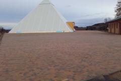 Bohdalov - pyramida